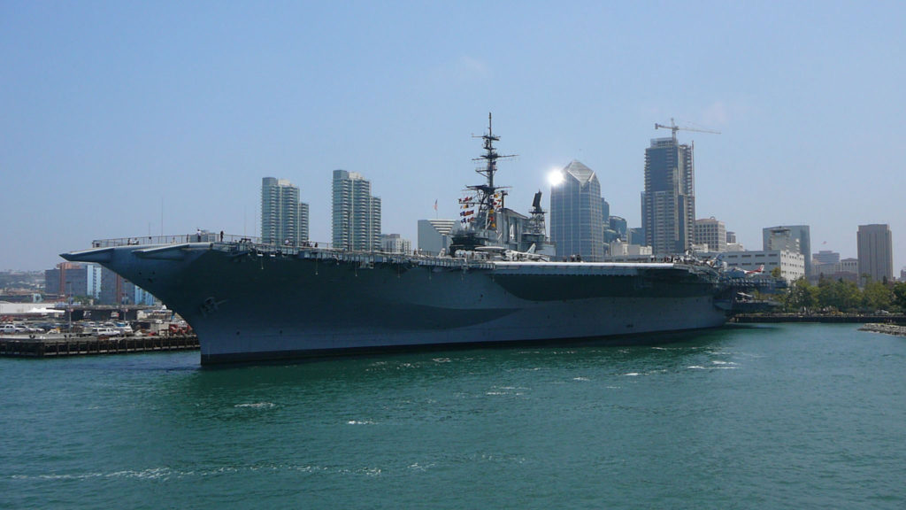 First Class Retreats USS Midway Museum