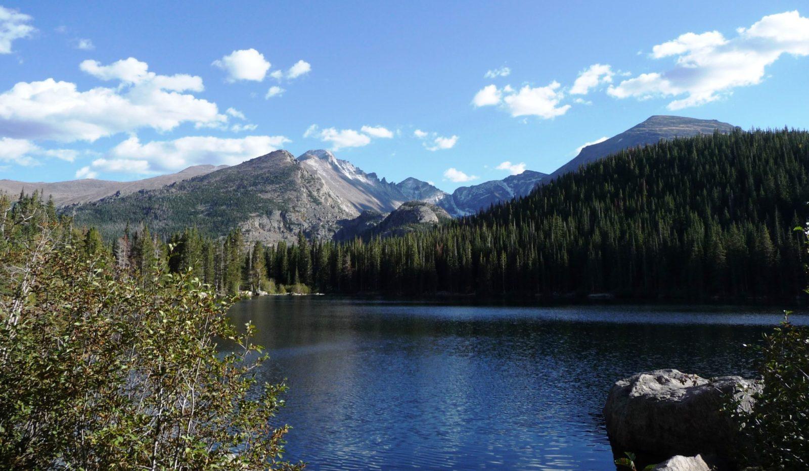 First Class Retreats Big Bear Lake Trail